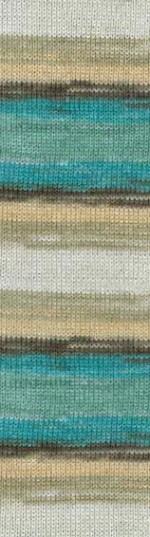 Alize Bamboo Fine Batik Цвет 3254