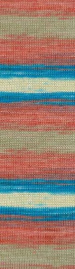 Alize Bamboo Fine Batik Цвет 3257