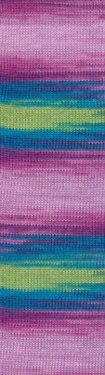 Alize Bamboo Fine Batik Цвет 3260
