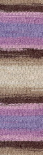 Alize Bamboo Fine Batik Цвет 4558