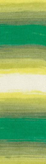 Alize Bamboo Fine Batik Цвет 4557