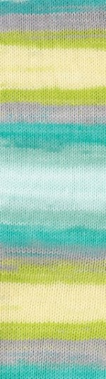 Alize Bamboo Fine Batik Цвет 5518