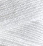 Alize Bella Цвет 55 белый