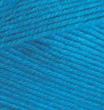 Alize Bella Цвет 387 темная бирюза