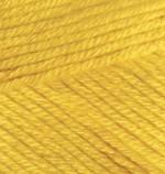 Alize Bella Цвет 488 желтый