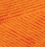 Alize Bella Цвет 487 оранжевый