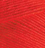 Alize Bella Цвет 56 красный
