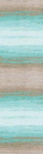 Alize Bella Batik Цвет 3675