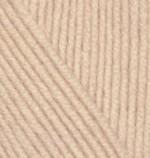 Пряжа для вязания Alize Cashmira (Ализе Кашмира) Цвет 95 светло бежевый