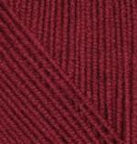 Пряжа для вязания Alize Cashmira (Ализе Кашмира) Цвет 57 бордовый