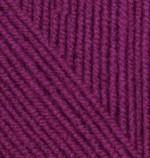 Пряжа для вязания Alize Cashmira (Ализе Кашмира) Цвет 248 темная фуксия