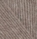 Пряжа для вязания Alize Cashmira (Ализе Кашмира) Цвет 240 коричневый