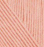 Пряжа для вязания Alize Cashmira (Ализе Кашмира) Цвет 161 пудра