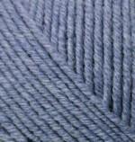 Пряжа для вязания Alize Cashmira (Ализе Кашмира) Цвет 203 джинс