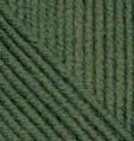 Пряжа для вязания Alize Cashmira (Ализе Кашмира) Цвет 29 хаки