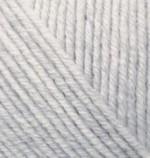 Пряжа для вязания Alize Cashmira (Ализе Кашмира) Цвет 684 пепельный