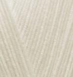 Alize Cotton Gold Цвет 01 молочный