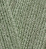 Alize Cotton Gold Цвет 372 хаки