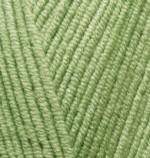 Alize Cotton Gold Цвет 385 зеленый