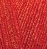 Alize Cotton Gold Цвет 243 красный