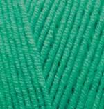 Alize Cotton Gold Цвет 610 изумруд