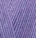 Alize Cotton Gold Цвет 616 фиолетовый
