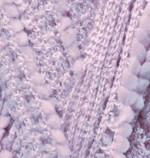Alize Dantela Цвет 27 лиловый