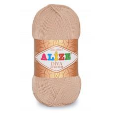 Пряжа для вязания Alize Diva Stretch (Ализе Дива Стрейч)