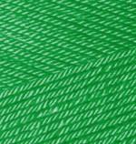 Пряжа для вязания Alize Diva Stretch (Ализе Дива Стрейч) Цвет 123 зеленая трава