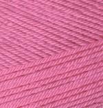 Alize Diva Stretch Цвет 178 темно розовый