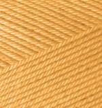 Alize Diva Stretch Цвет 488 темно желтый