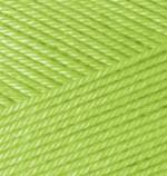 Alize Diva Stretch Цвет 612 зеленый неон