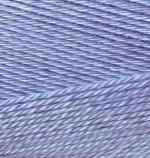 Пряжа для вязания Alize Duet Bamboo & Cotton (Ализе Дуэт) Цвет 347 голубой