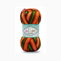 Alize  Extra Folklorik Batik