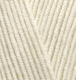Alize Lanagold Цвет 01 молочный