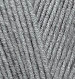 Alize Lanagold Цвет 21 серый