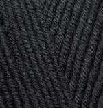 Alize Lanagold Цвет 60 черный