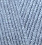 Alize Lanagold Цвет 221 светлый джинс