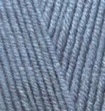 Alize Lanagold Цвет 203 джинсовый