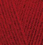 Alize Lanagold Цвет 56 красный