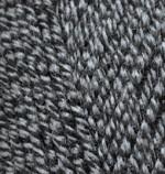 Alize Lanagold Цвет 600 серо черный