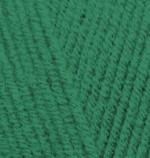 Alize Lanagold Цвет 118 зеленый