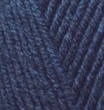 Alize Lanagold Цвет 58 темно синий