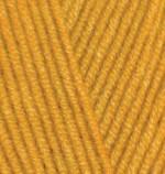 Alize Lanagold Цвет 645 горчица