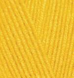 Alize Lanagold Цвет 216 желтый