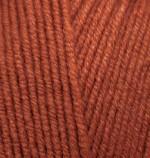 Alize Lanagold Цвет 91 кирпич