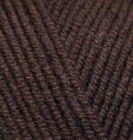 Alize Lanagold Цвет 26 коричневый