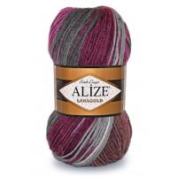 Alize  Lanagold Batik (упаковка 5 шт)
