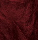 Alize Mohair Classic New Цвет 57 бордовый
