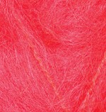 Alize Mohair Classic New Цвет 653 розовый неон
